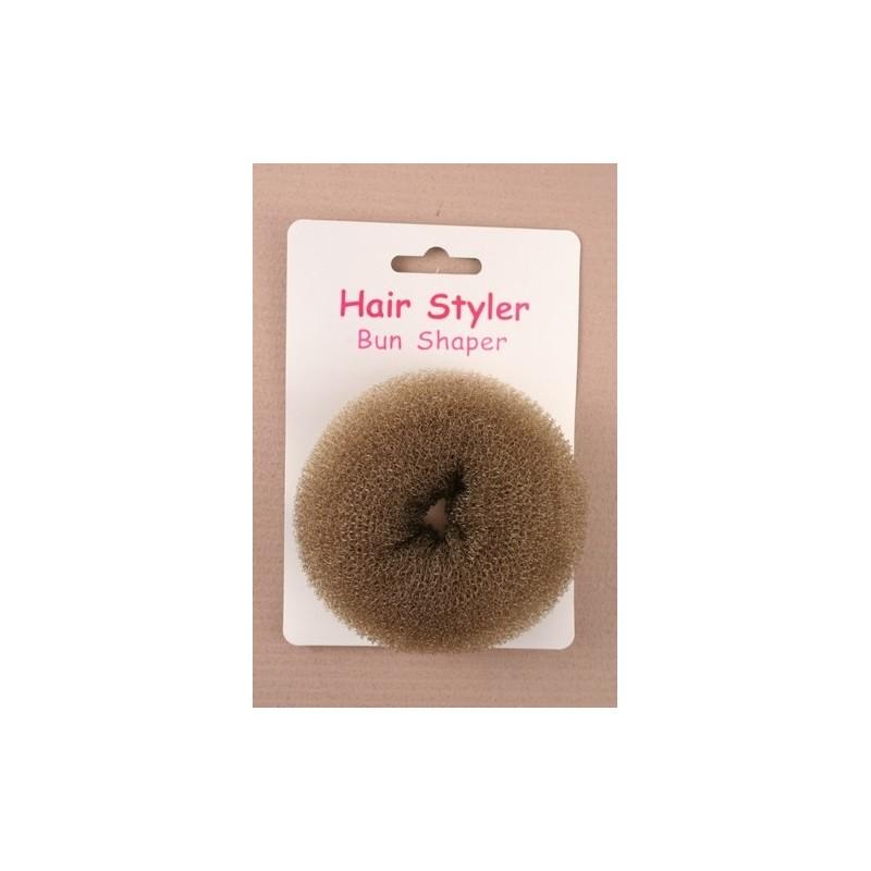 Brown pan shaper pelo
