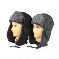 捕手帽子 - 淋浴证明的毛茸茸的捕手帽子