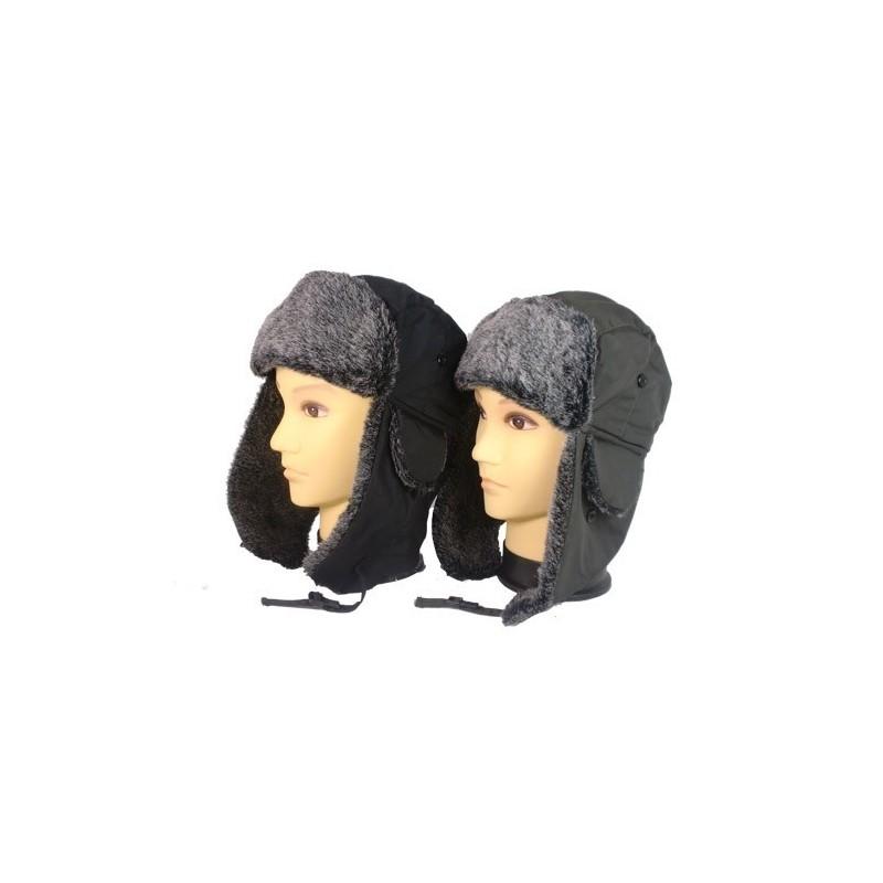 sombrero de cazador - ducha a prueba de sombrero de cazador de peludos