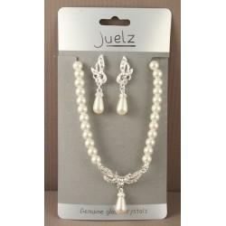 necklace & earrings set-...
