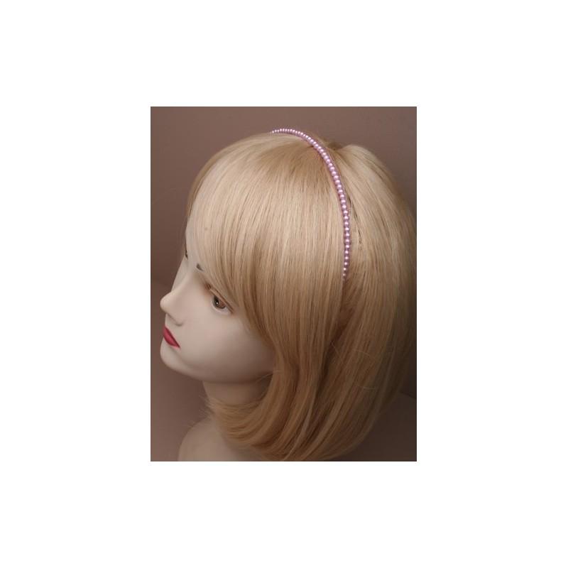 Aliceband - Pearl bead headband alice band