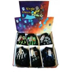 meninos divertido pinça - luvas mágicas - 6 projetos
