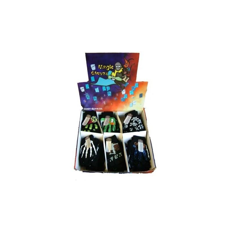 los niños la diversión de agarre - guantes mágicos - 6 diseños