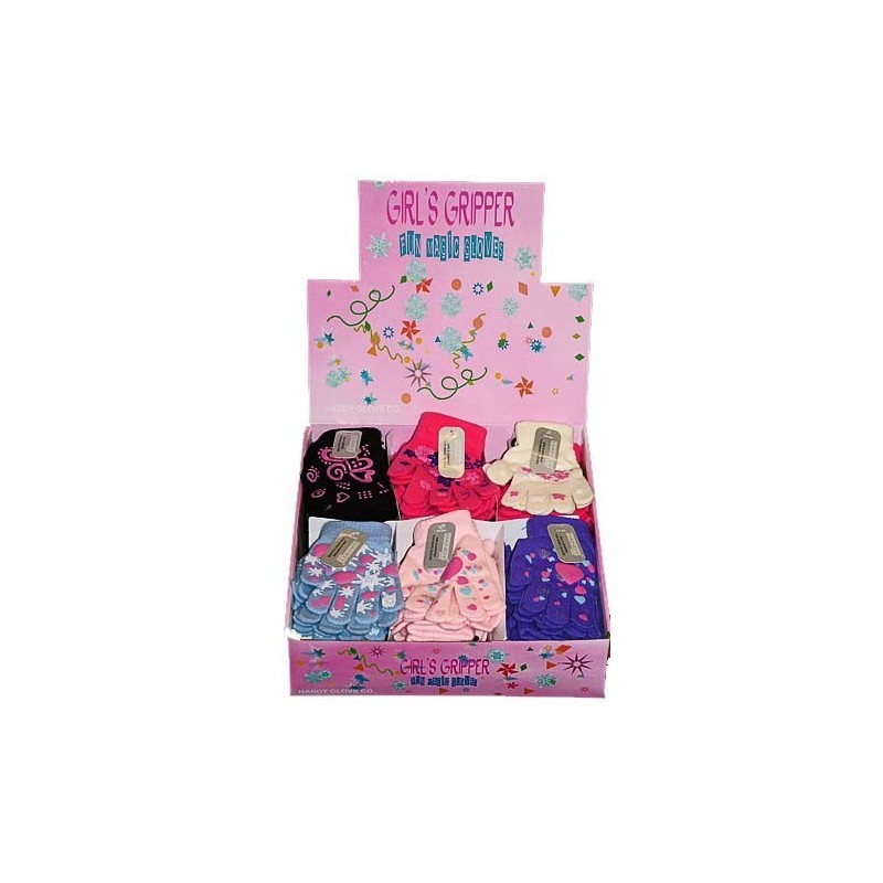 garotas divertidas pinça - luvas mágicas - 6 projetos