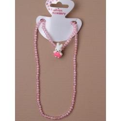 pastel pink stretch...