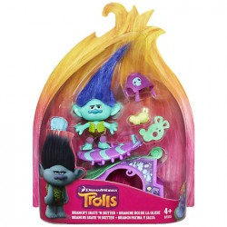 Dreamworks Trolls 13963 Town Story Figure Pack (Small)