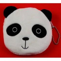 Kids Purse - Black and White Soft feel Mini Coin Purse...