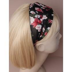 Headwrap - Floral print...