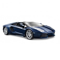 Maisto 1:24 Scale inBlue Lamborghini Aventador Roadsterin...