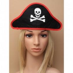 Pirate Hat - Black Pirate...