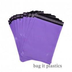 Mailers - Metalic Purple Mailing Bags Postal Sacks...