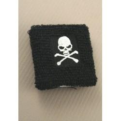 malha preta pulseira toalhas com motivo diversos. 4 desenhos.