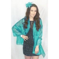 Sheer Shawl Wrap Scarf Evening Dress Stole Spring/Summer...