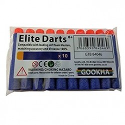 GOOKHA ELITE DARTS 10 PACK
