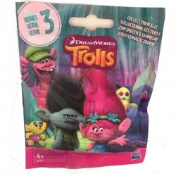 Dreamworks Trolls Collectable Figure Blind Bag Series 3