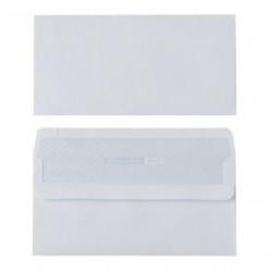 Office Depot DL 80gsm White Envelopes, Self Seal Plain -...