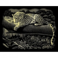 Reeves - Copperfoil Leopard
