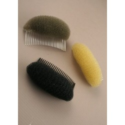 Bump comb hair styler - hair shaper