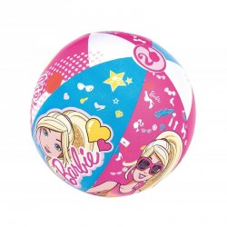 Bestway Beach Ball - 20in/51cm Barbie Children's Beach Ball