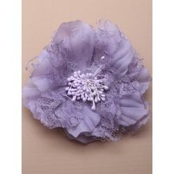 Hair Clip Flower - large...